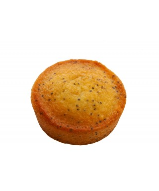 Mini cake Citron-Pavot